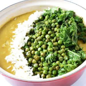 what to make with frozen peas