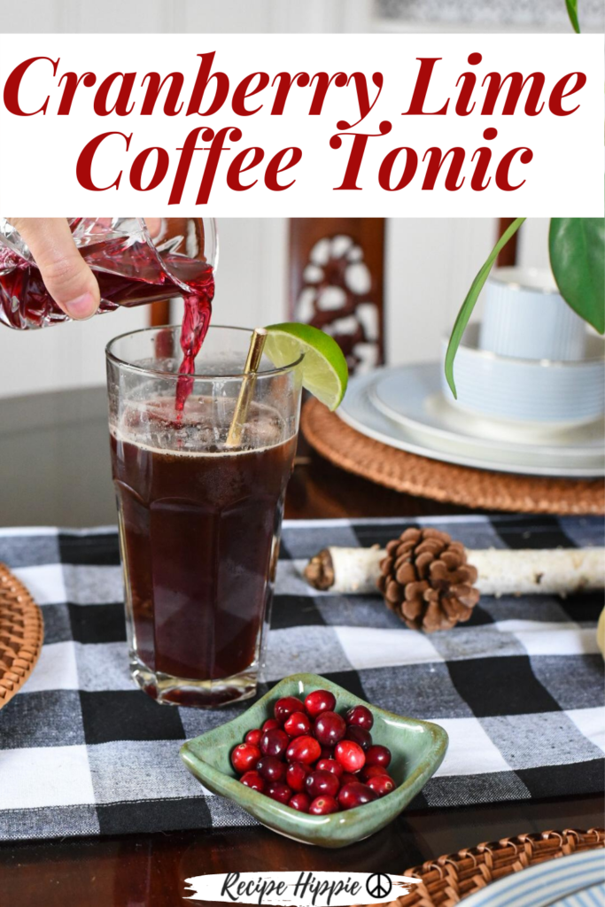 coffee spritzer pinterest