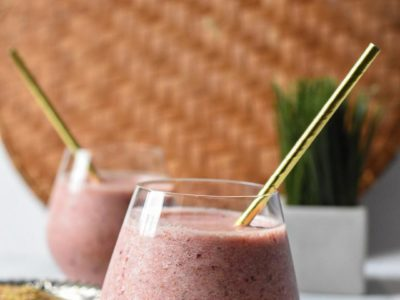 gout smoothie