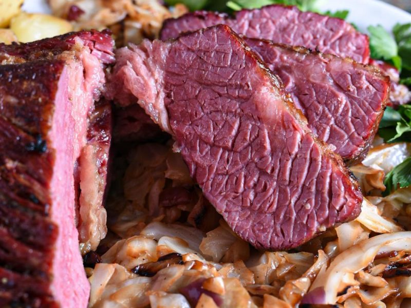 the best corned beef and cabbage recipe
